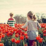 Glückliches Inneres Kind